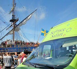 Tall ship race i Halmstad @ Stationsparken, Halmstad