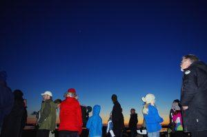 Stjärntittarkväll på Naturum Getterön