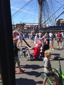 Fest i Sandö hamn @ Sandö hamn