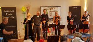 KammarFysikEnsemblens sinnrika slottskonsert @ Musikgemaket